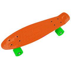 Скейт Profi Penny Board MS 0848-1 Orange (20181116V-786)