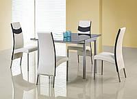 Стол обеденный стеклянный HAMLET Halmar