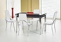 Стол обеденный стеклянный LEYTON Halmar