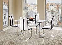 Стол обеденный стеклянный PORTER Halmar