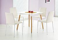 Стол обеденный деревянный SOCRATES квадратный Halmar