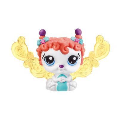 Littlest Pet Shop - фея CumulusCloud із чарівними крилами (Петшоп Мерцающее небо, CumulusCloud  99956 )