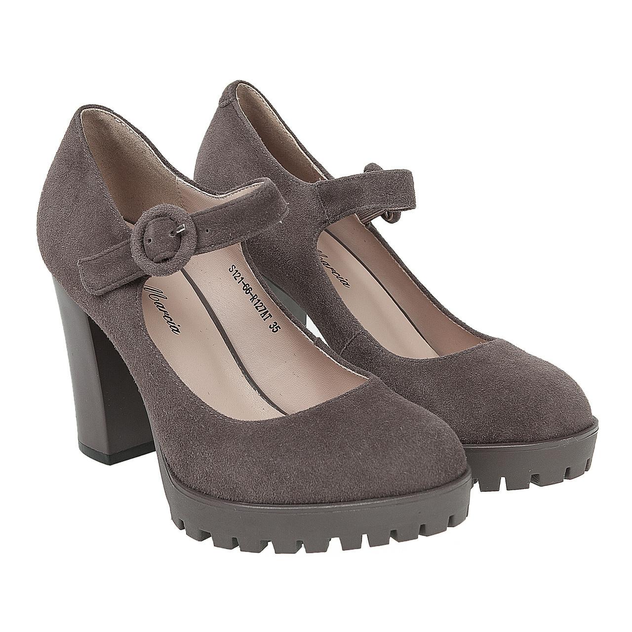 06fdc73a7 Туфли женские Lady Marcia (замшевые, на высоком каблуке, модные) - Интернет-