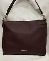 Стильная кожаная сумка . Кожаная сумка для женщин.Сумка Forstmann.