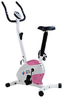USA Style Велотренажер механический бело-розовый USA Style SS-370 D