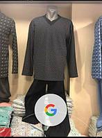 Мужская пижама на байке Размеры S, M, L