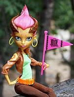 Кукла Monster High Student Disembody Gilda Goldstag Гильда Голдстаг Студенческий совет