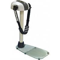 Life Gear Вибромассажер Life Gear  Fitness vibrolux белый на стеклянной платформе (DS-168G)