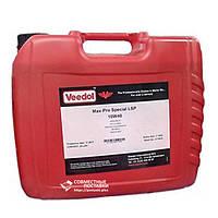 Масло моторное VEEDOL MAX PRO SPECIAL LSP 10W-40 20 литров полусинтетика (с сажевым фильтром)