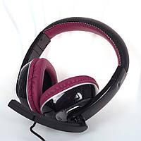 Наушники Gorsun MP3 GS-M995 Purple (1000244)