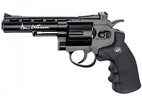 ASG  Револьвер пневм. ASG Dan Wesson 4'' Black 4,5 мм