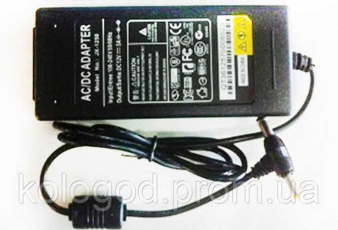 Зарядное Устройство 12 V 5 А Адаптер