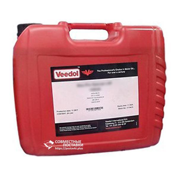 Масло моторное VEEDOL Diesel Star Fleet HS 10W-40 20 литров полусинтетика (без сажевого фильтра)