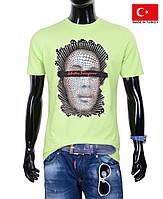 Модная футболка.Стильные мужские футболки.