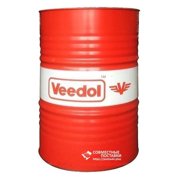 Масло моторное VEEDOL Diesel Star Fleet HS 10W-40 208 литров полусинтетика (без сажевого фильтра)