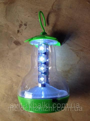 """Led лампа подвесная,на батарейках 12диодов """"Яблоко"""""""