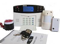 Беспроводная GSM сигнализация YL-007M2B (GSM 015)