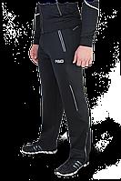 Спортивные мужские брюки черные 46 48
