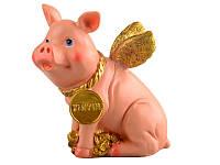 Фигурка Свинка на богатство ОПТОМ. Символ 2019