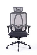 Детское компьютерное кресло Barsky White chrom BW-01, фото 3
