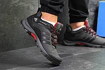Чоловічі осінні кросівки Adidas Climaproof,термо,сірі, фото 2