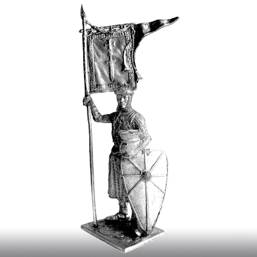 Рыцарь ордена меченосцев, 1202-1237 годы