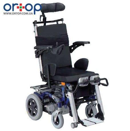 """Инвалидная коляска с электроприводом """"Dragon Vertic"""""""