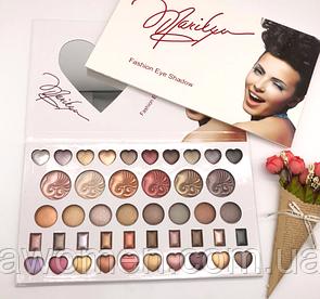 Палитра для макияжа MAC Colors Fashion Eye Shadow Palette (44 цвета)