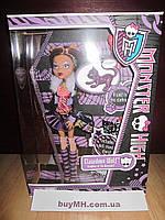 Кукла Monster High Original Favorites Clawdeen Wolf Doll Клодин Вульф базовая с питомцем