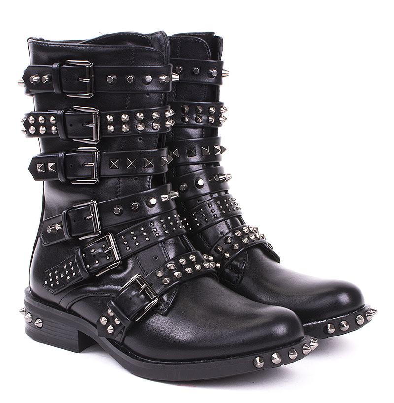 Женские ботинки Crumpler