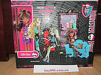 Кукла Monster High Coffin Bean Clawdeen Wolf Doll Клодин Коффин Бин