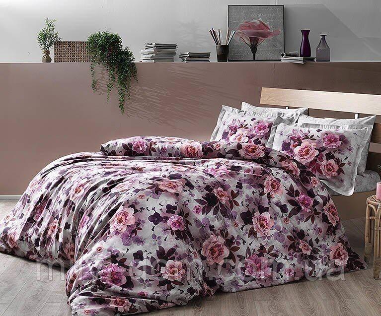 Набор постельного белья TAC Octavia сатин digital (евро)
