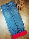 Утепленные стильные джинсы на флисе (Размер 8Т) OshKosh (США), фото 5