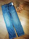 Утепленные стильные джинсы на флисе (Размер 8Т) OshKosh (США), фото 3