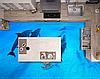 Наливной пол с изображением, 2х2м (любой размер), фото 2