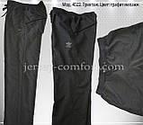 Брюки мужские спортивные. Мужские спортивные штаны трикотажные. Разные цвета. Мод. 4022., фото 3