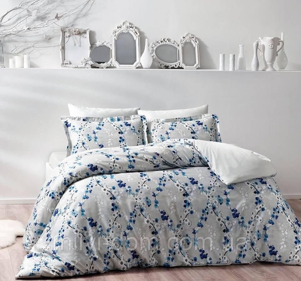 Набор постельного белья TAC Deana сатин диджитал (евро)