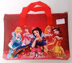 Сумка для їжі або позакласних занять Smile для девчат 211001-11 Різні Princess Disnay