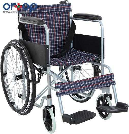 Heaco Коляска инвалидная, базова, без двигателя Golfi-2 Eko Heaco
