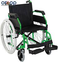Инвалидная коляска металлическая, регулируемая Heaco Golfi-7, фото 1