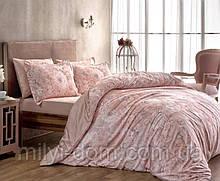 Набор постельного белья TAC Blanche сатин диджитал (евро)