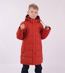 Детская зимняя верхняя одежда для мальчиков