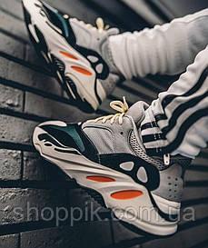 Мужские кроссовки Adidas Yeezy boost 700 реплика