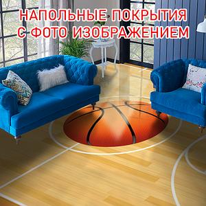Фотодрук підлог, 2х2м (будь-який розмір)