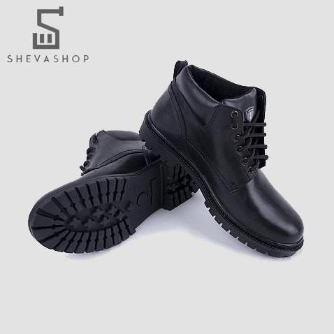 Ботинки Bastion Overslush черные