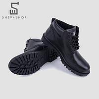 Ботинки Bastion Overslush черные, фото 1