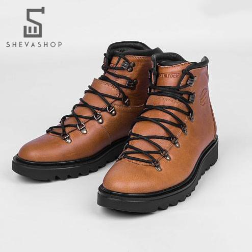 Хайкеры Shamrock Everest коричневые