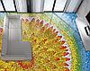 Напольное покрытие с изображением, 2х2м (любой размер), фото 3