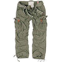 Брюки Surplus Premium Vintage Trousers (Oliv Gewas) , фото 1