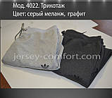 Брюки мужские спортивные. Мужские спортивные штаны трикотажные. Разные цвета. Мод. 4022., фото 9